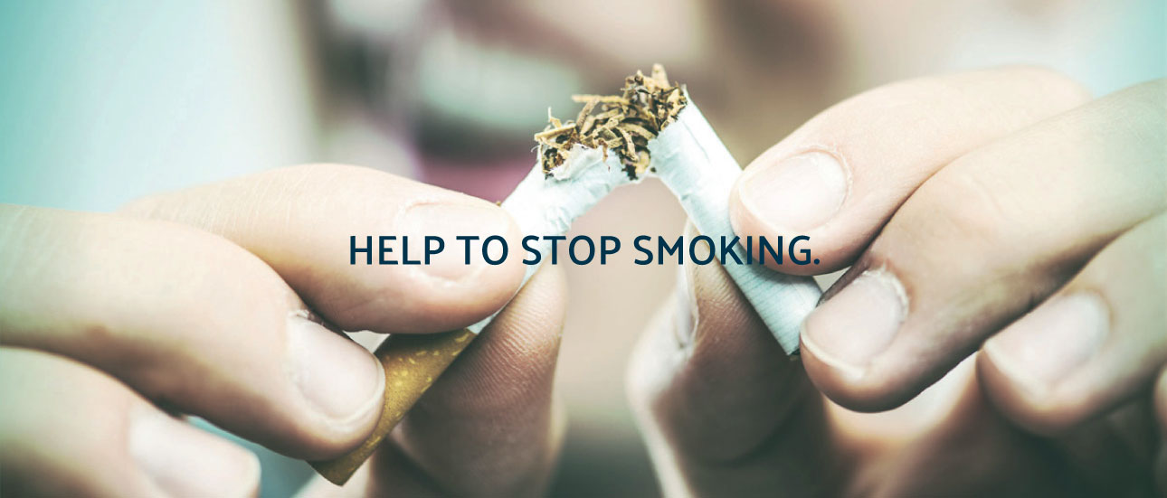 Help to stop smoking
