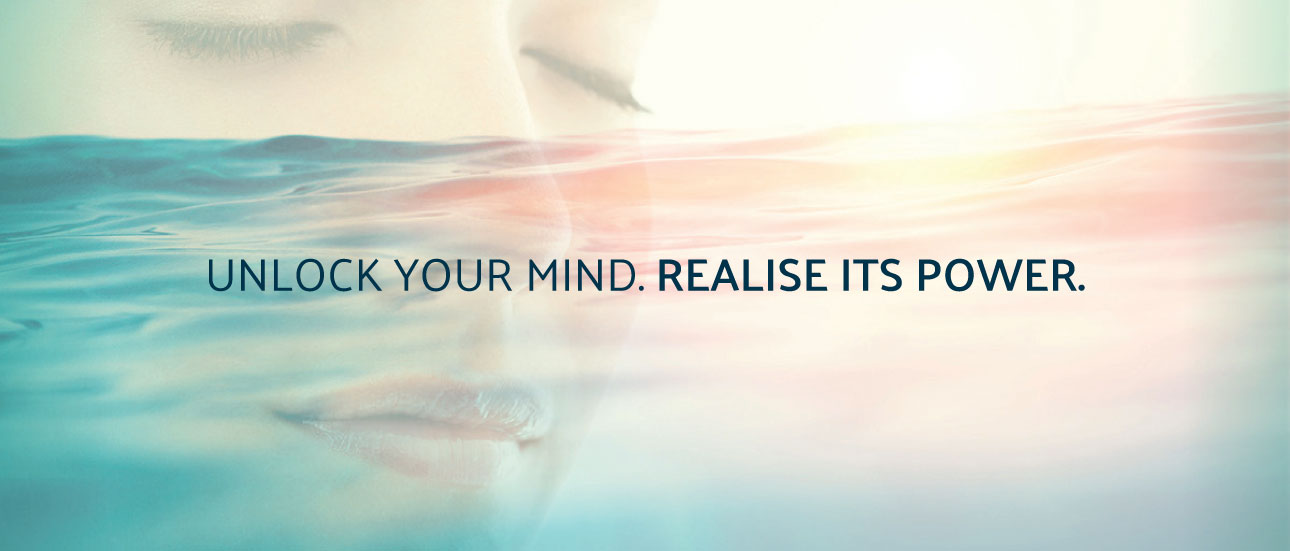 Unlock your mind and realise its power